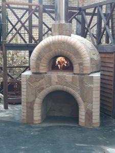 Помпейские печи в составе печных комплексов